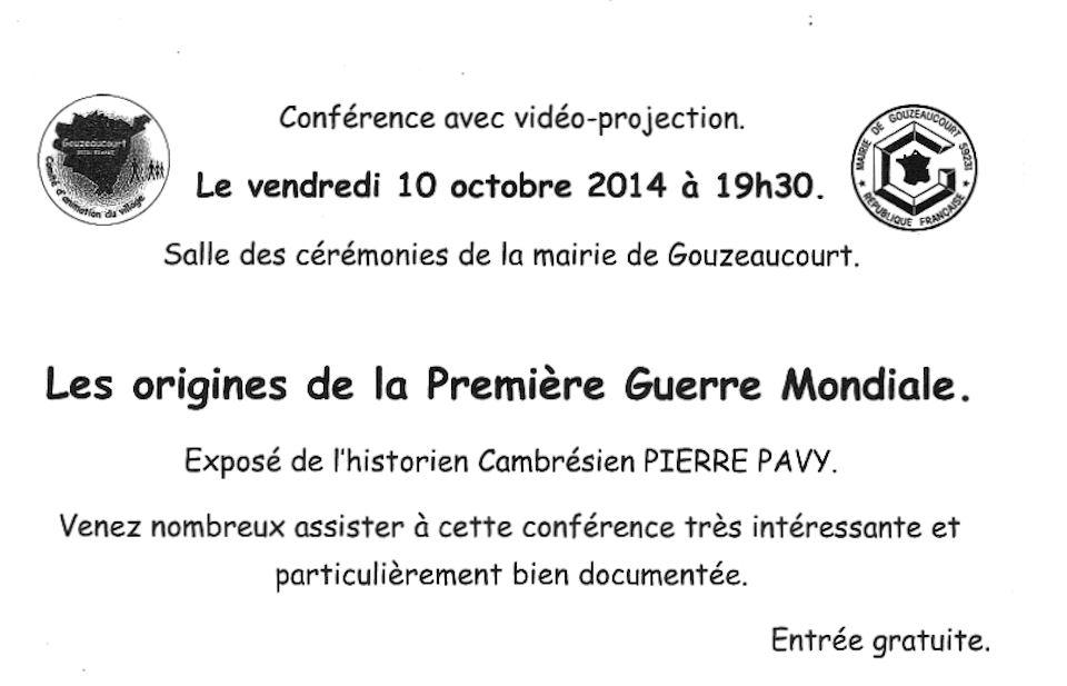 info 3 oct 2014